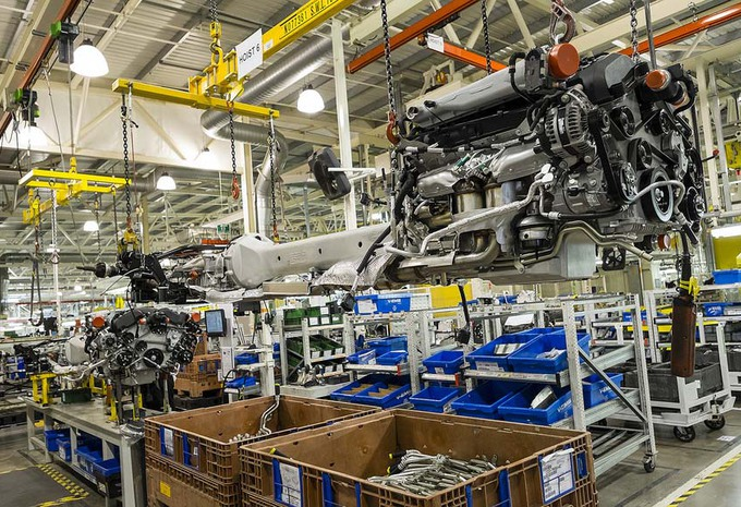 Aston Martin : production en danger avec le Brexit #1