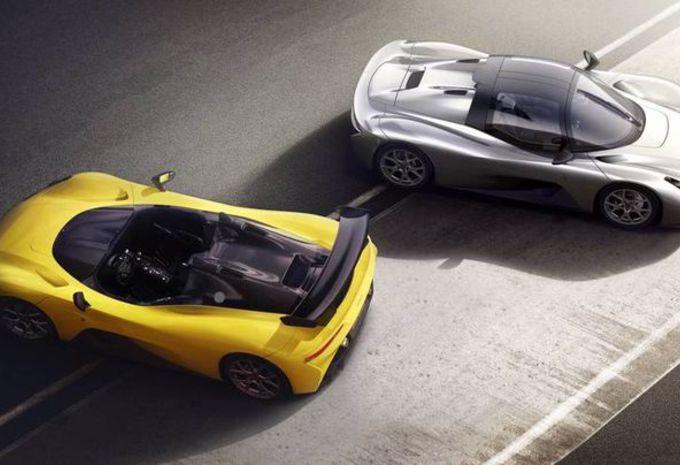 Dallara Stradale: straatlegale barchetta #1