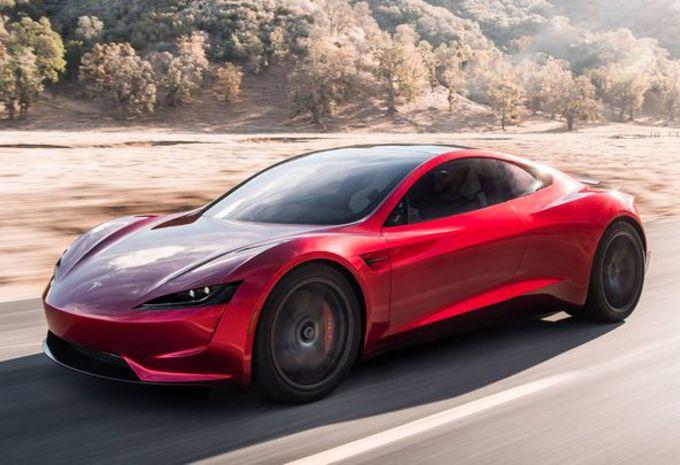 Audi Q7 Lease >> Fotos Is nieuwe Tesla Roadster snelste auto ter wereld ...