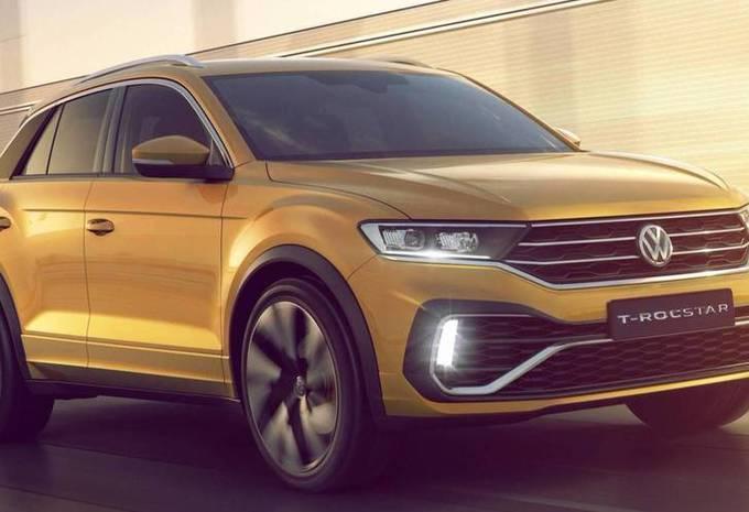 Volkswagen T-Rocstar : sur un air de R #1