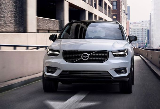 volvo xc40 phev eerst 50 dan 80 kilometer rijbereik autogids. Black Bedroom Furniture Sets. Home Design Ideas