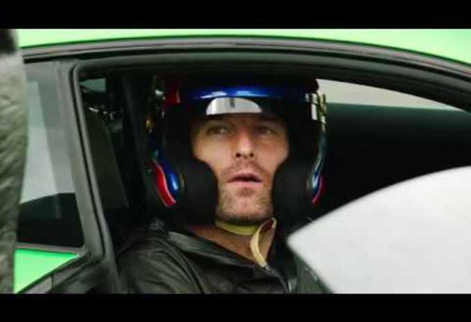 Mark Webber auditionne pour The Grand Tour #1
