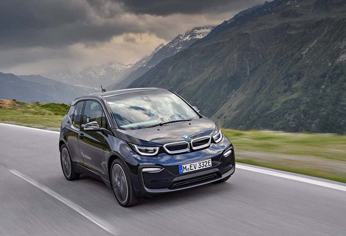 BMW : un rappel total des i3 aux USA #1