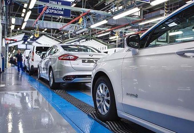 Ford : 750 millions d'euros pour Valence #1