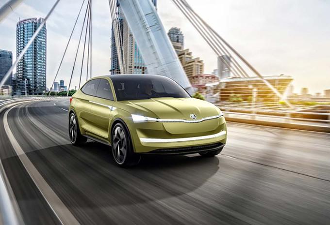 Škoda : voici le carnet de route électrique #1