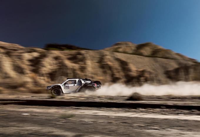 Raad jij het merk van deze veel te coole Dakar-racer? #1