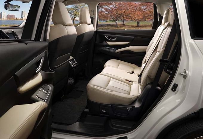 Super Fotos Subaru Ascent Xxl Suv Met 8 Plaatsen Autogids Caraccident5 Cool Chair Designs And Ideas Caraccident5Info