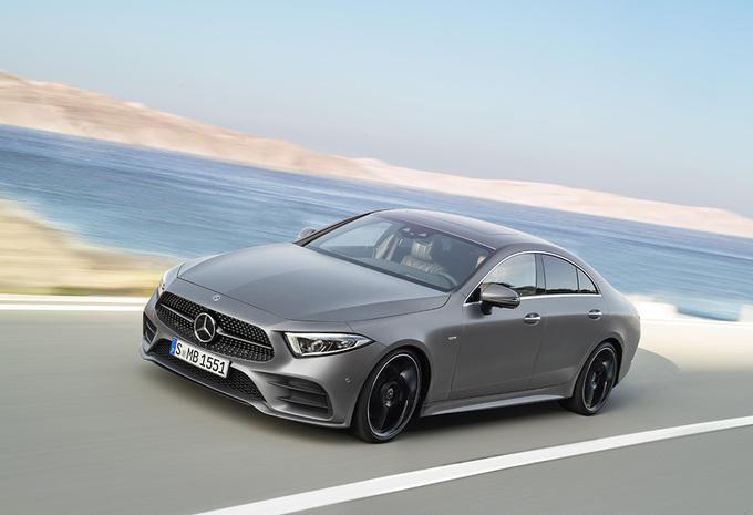 Nieuwe Mercedes CLS is meer dan mooie E-Klasse #1