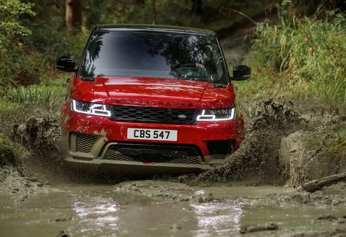 Le Range Rover Sport se modernise #1