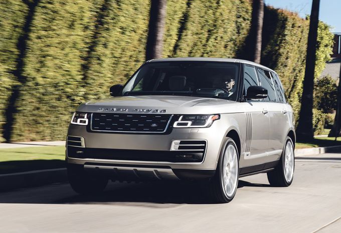 Range Rover SVAutobiography : le summum du luxe ? #1