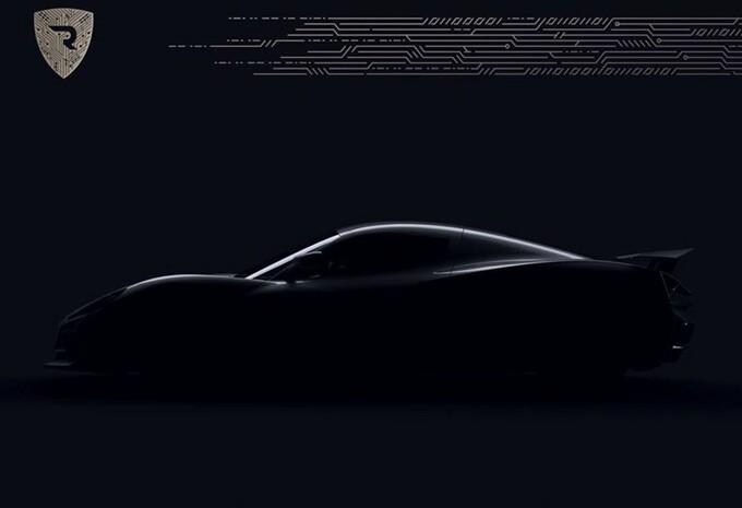 Rimac : une nouvelle super-car électrique pour Genève #1