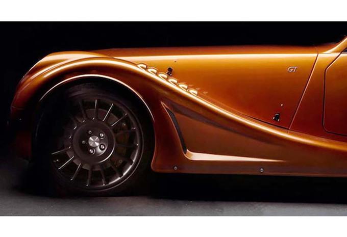 Morgan Aero GT : baroud d'honneur à Genève #1