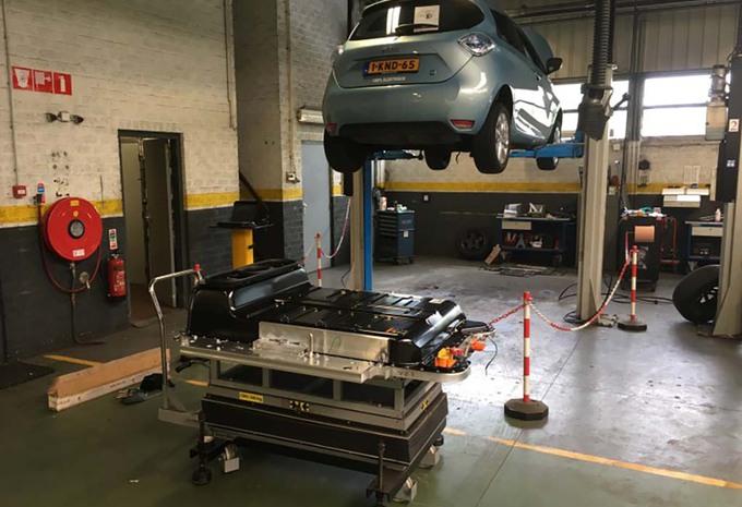 Renault Zoé: van 22 kWh naar 41 kWh voor 3.500 euro in Frankrijk #1