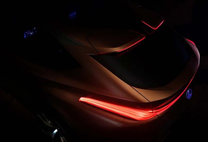 Lexus LF-1 Limitless: Luxueuze cross-overconcept voor Detroit 2018 #1