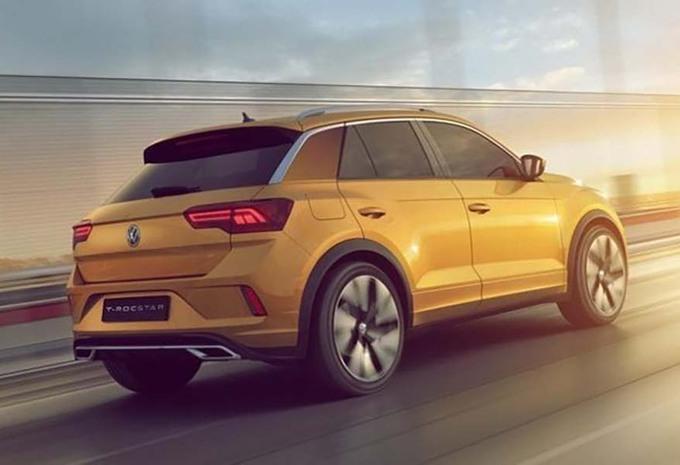 Volkswagen confirme le T-Roc R #1