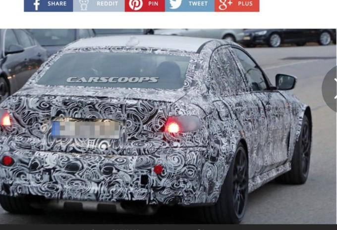 BMW : la future M3 déjà sur les routes ! #1