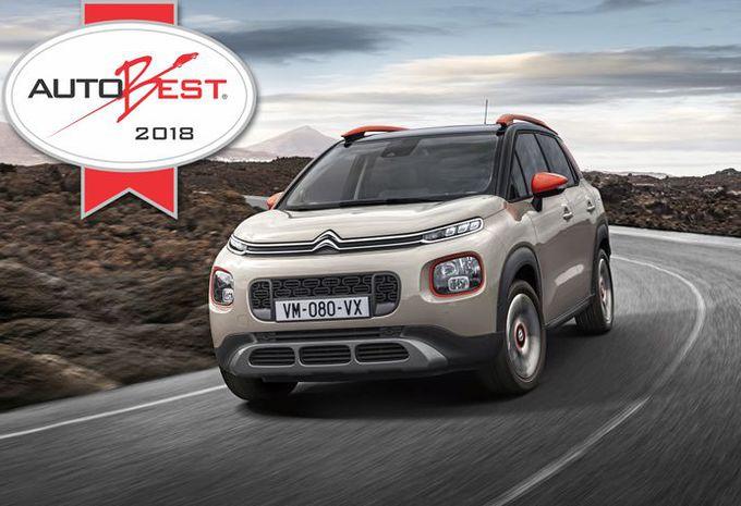 AutoBest 2018 : victoire pour la Citroën C3 Aircross #1