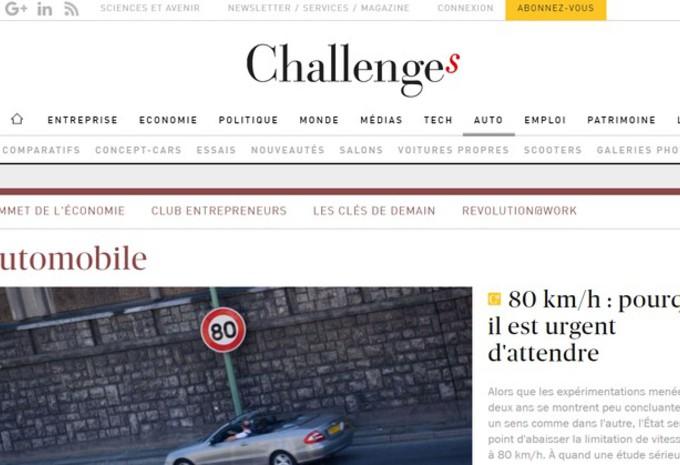 Renault devient actionnaire du magazine Challenges