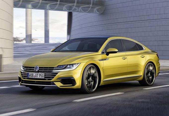 404 ch pour la Volkswagen Arteon R #1