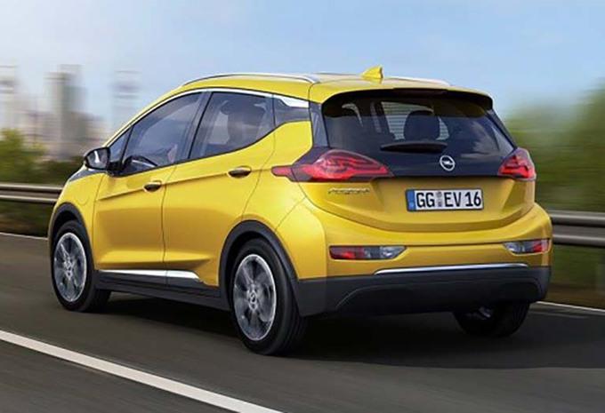 Opel : vague d'électrification d'ici 2024 #1
