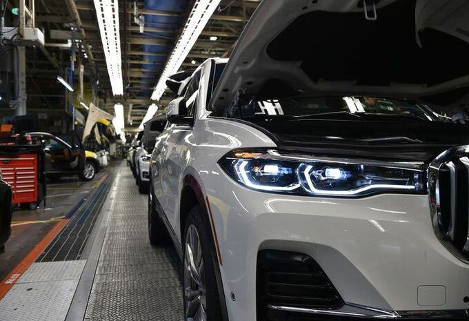 Le X7 bientôt en production — BMW