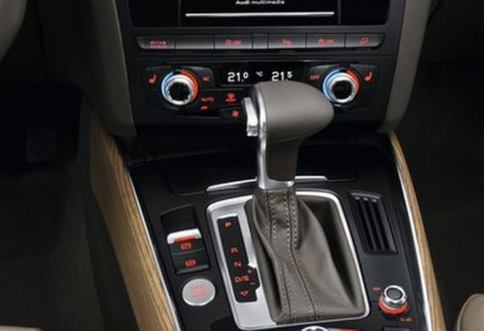 Audi rappelle des A4 A5 et Q5 #1