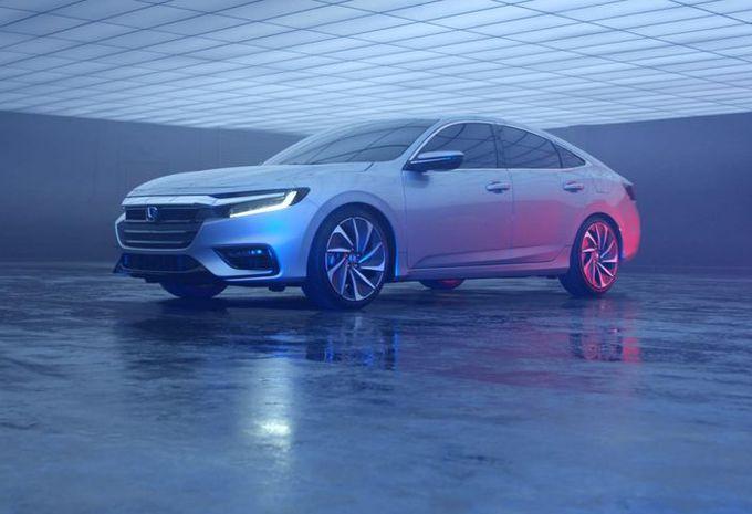 La Honda Insight de retour ! #1