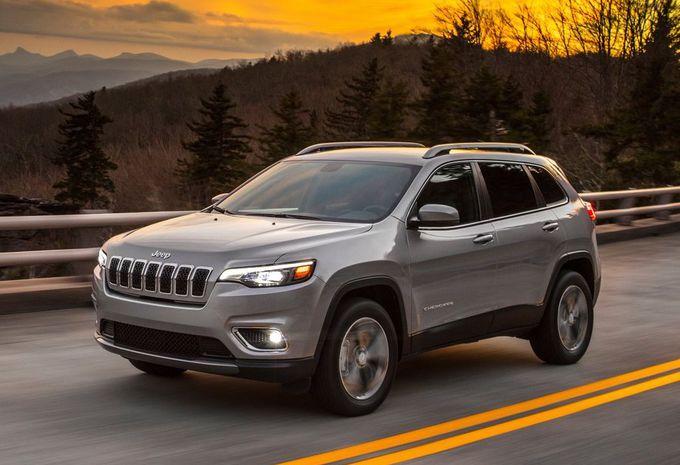 Jeep Cherokee : regard plus conventionnel #1