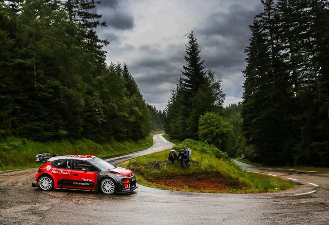 Loeb maakt WRC-comeback met Citroën C3 #1
