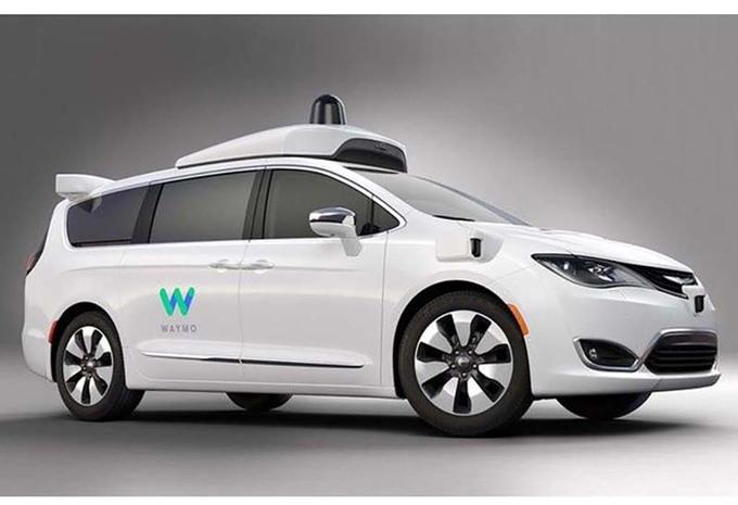 Google va assurer les passagers de ses voitures autonomes #1