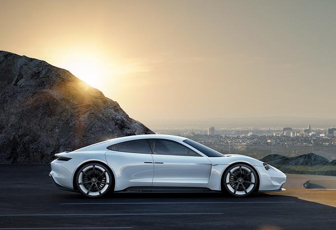 Wat weten we intussen over de Porsche Mission E? #1