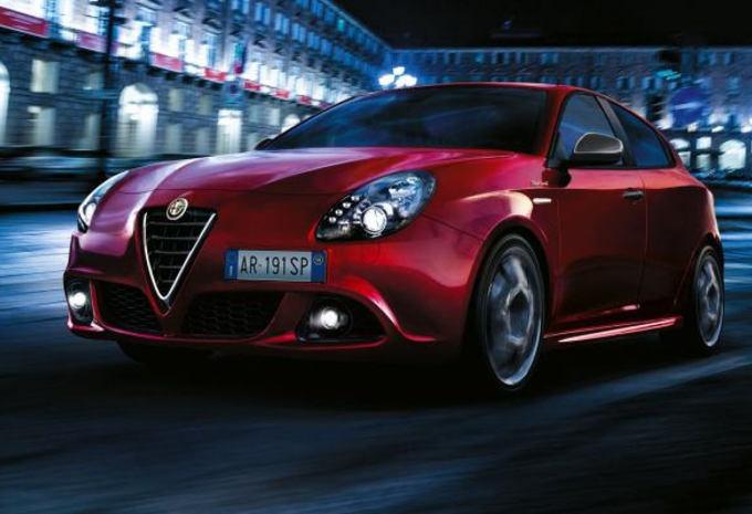 Alfa Romeo werkt aan nieuwe Giulietta en 4C #1