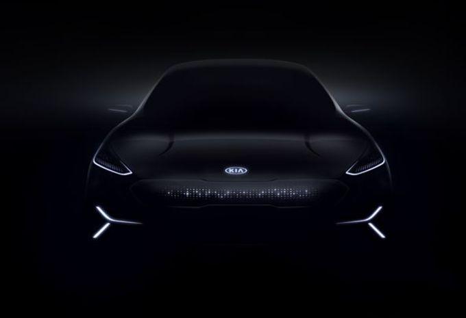 CES 2018 – Kia : concept Niro électrique et connexion 5G #1