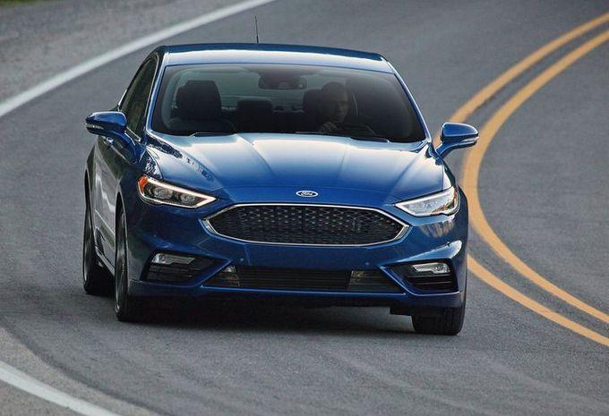 Ford : la fin de la Mondeo ?  #1