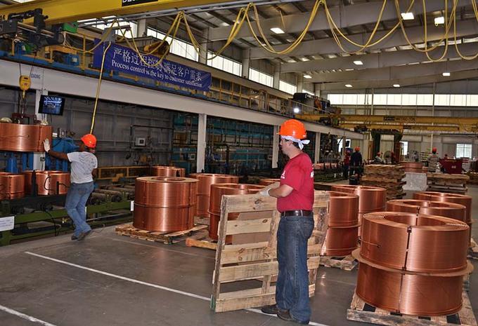 Voiture électrique : leur développement va impacter le marché du cuivre #1