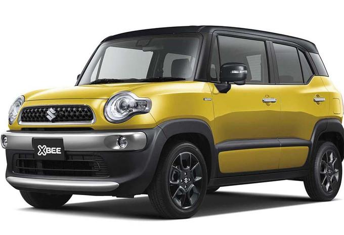 Suzuki XBee : production confirmée ! #1