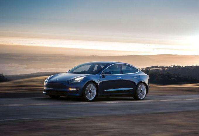 Tesla Model 3 loopt nog meer vertraging op #1