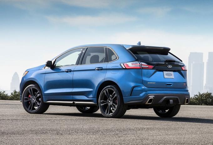 Ford Edge krijgt sportieve ST-versie #1