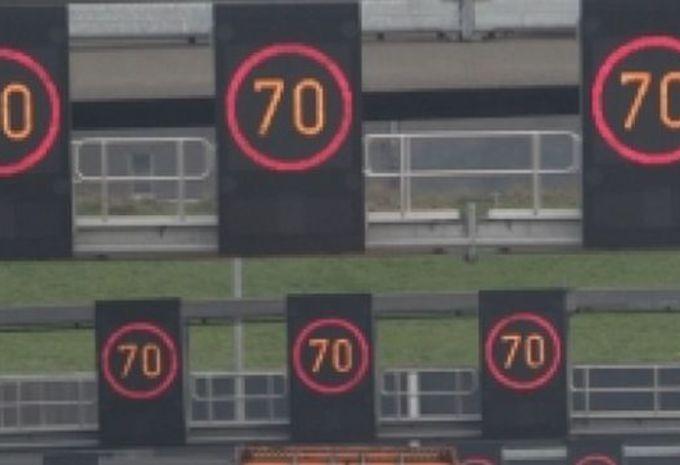 Dynamische snelheidsbeperkingen in België #1