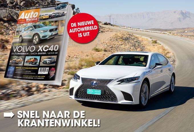 De speciale salonspecial van AutoWereld ligt nu in de krantenwinkel #1