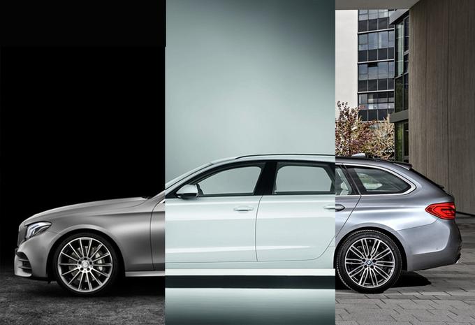 Wie verkocht wereldwijd het meeste premium auto's? Audi, BMW of Mercedes? #1