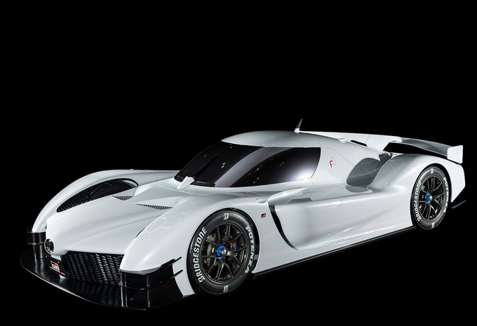 Toyota GR Super Sport is hybride supercar met 1.000 pk! #1