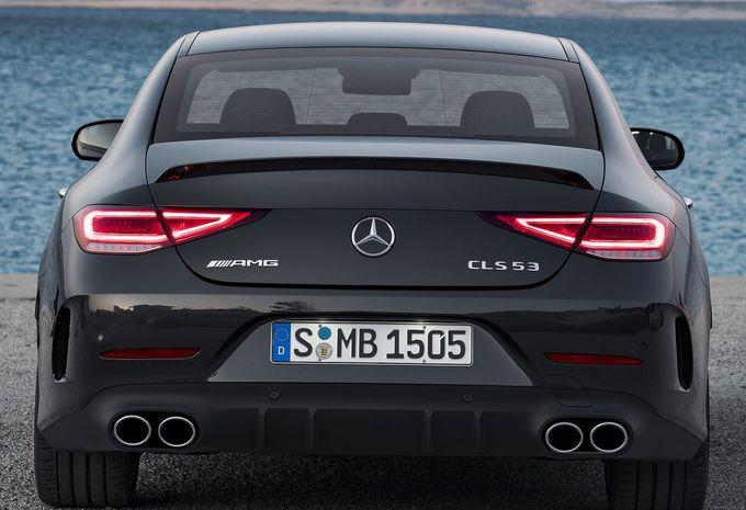 Fotos Naias 2018 Mercedes 53 Amg Mild Hybride Amg Voor