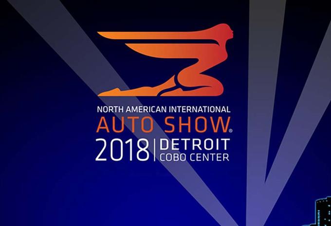 NAIAS 2018 - Al het nieuws van het salon van Detroit 2018 #1