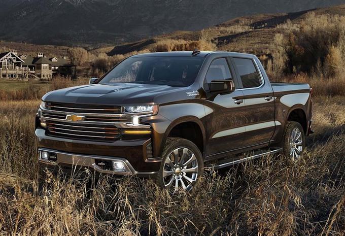 NAIAS 2018 – Chevrolet Silverado : nouvelle génération #1