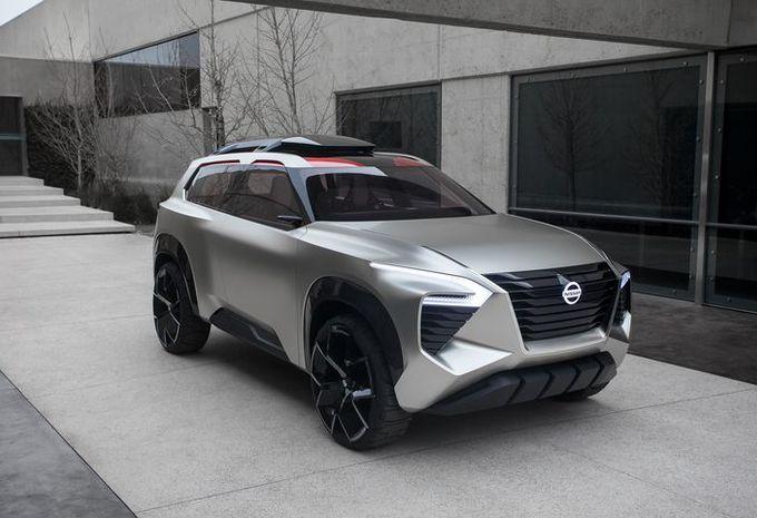 NAIAS 2018 – Nissan Xmotion: 'compacte' SUV #1