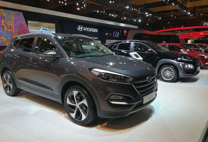 Hyundai constate un engouement pour l'essence au salon #1