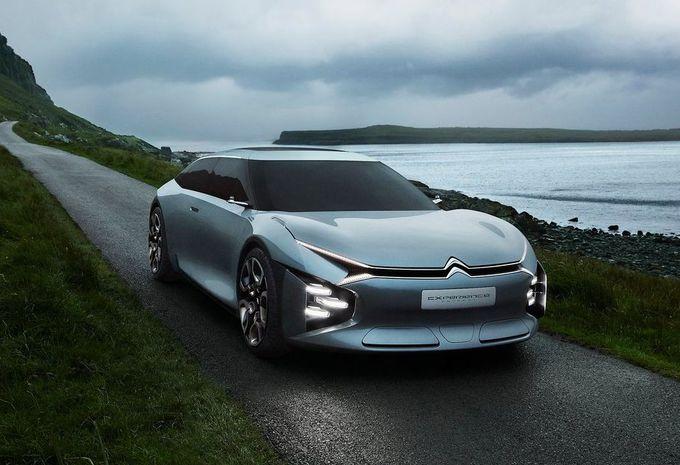 Citroën : une descendante de C6 d'ici 2020  #1