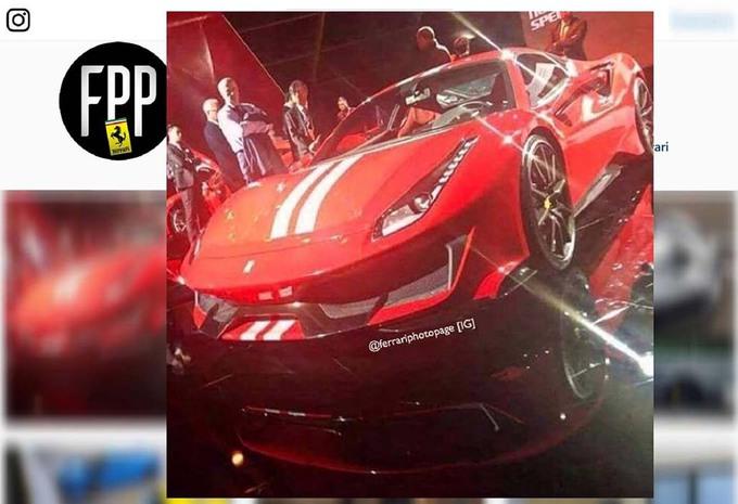 VIDÉO – Ferrari 488 GTO : Plus que 700 ch ? #1