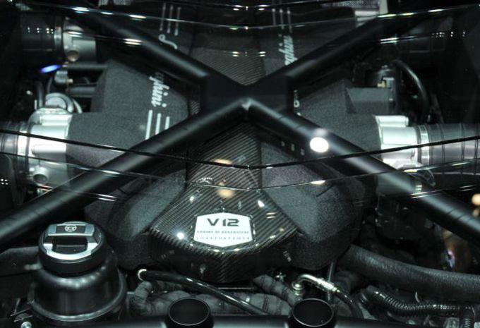 Lamborghini : plusieurs blocs envisagés pour la remplaçante de l'Aventador  #1